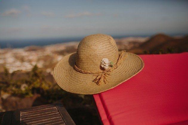 Finca Gran Canaria mit Whirlpool und Meerblick