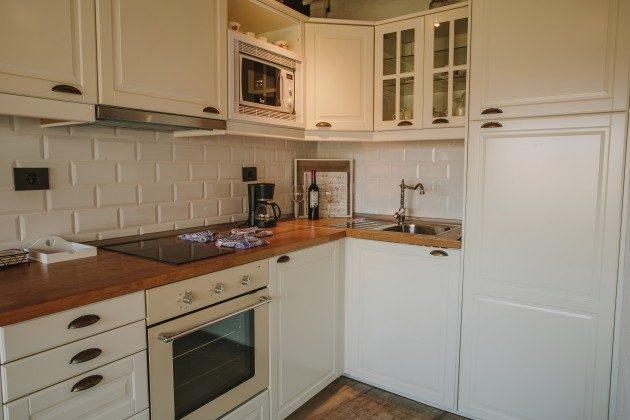 gut ausgestattete Küchenzeile GC 44524-4