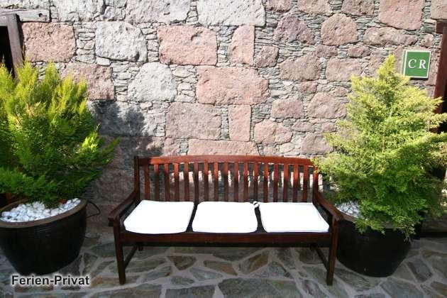 Sitzplatz zum Lesen