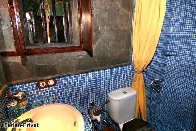 Duschbad im Apartment