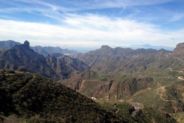 Umgebung, Berglandschaft