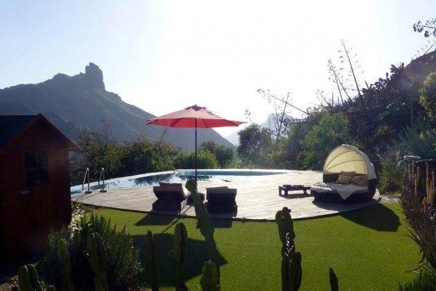 Ferienhaus Gran Canaria mit beheiztem Pool