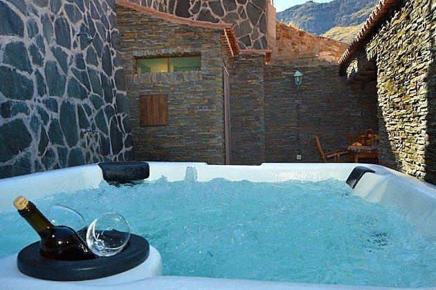 Spanien Kanaren Ferienhaus Gran Canaria mit Whirlpool