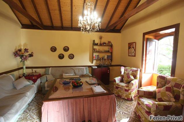 Gran Canaria Ferienhaus Tejeda
