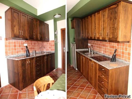 Wohnbeispiel Küchenzeile