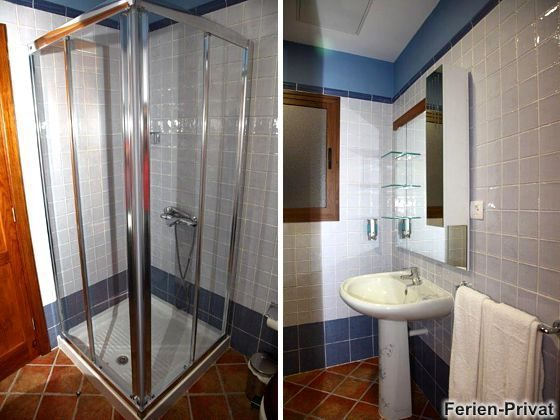 Wohnbeispiel Duschbad