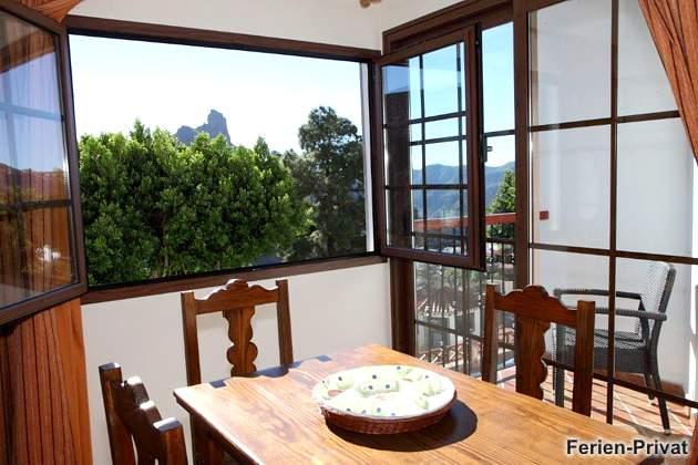 Wohnbeispiel Apartment mit kleinem Balkon