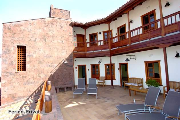 Gran Canaria Landhotel Doppelzimmer mit Frühstück