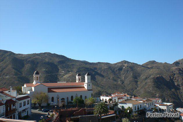 Kirche von Tejeda
