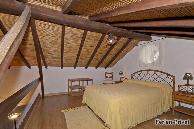 Doppelschlafzimmer oben