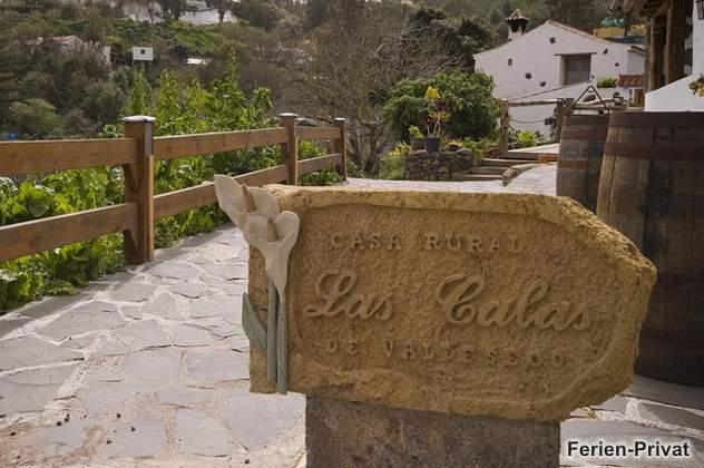 GC 2584-59 Wegweiser zur Finca Las Calas