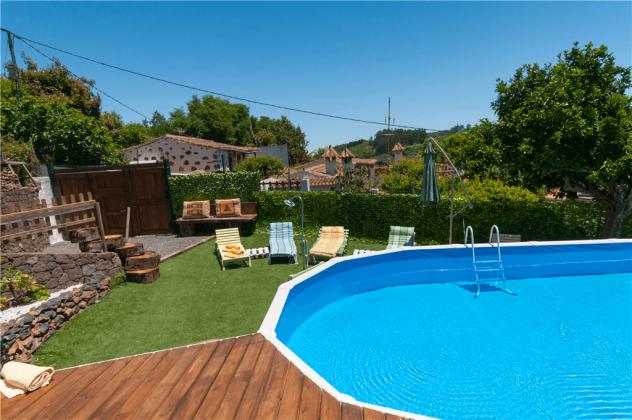 GC 2584-59 Swimmingpool zur gemeinsamen Nutzung mit Ferienhaus A