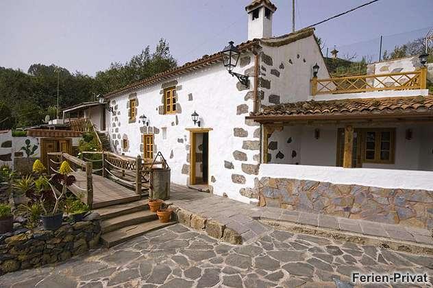 Gran Canaria Ferienhaus auf einer Finca
