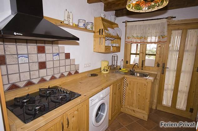 Küche mit Waschmaschine GC 2584-59