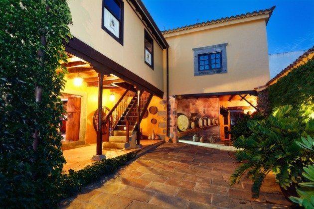 Kanarische Inseln Gran Canaria Ferienhaus auf Finca mit Pool