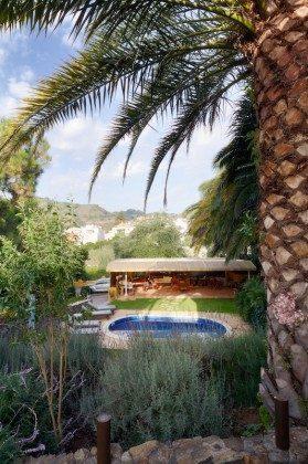 Garten, Pool und Chill-Area