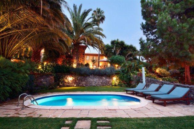 Ferienhaus Gran Canaria auf Anwesen mit Pool