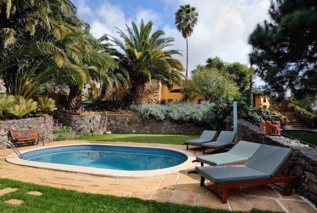 Kanarische Inseln Gran Canaria Ferienwohnung mit Pool