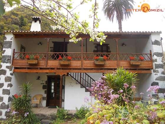 Gran Canaria Ferienhaus im Naturpark