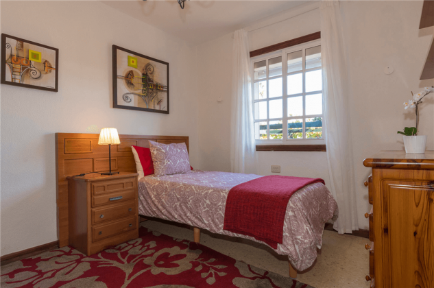 GC 2584-89 Schlafzimmer mit Einzelbett
