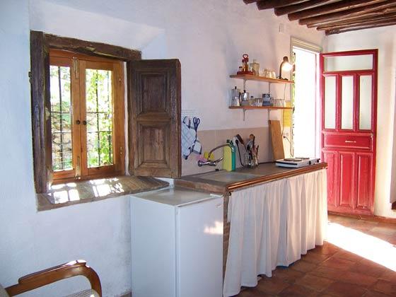 Küche Alfacar Granada Ferienwohnung 108565-1