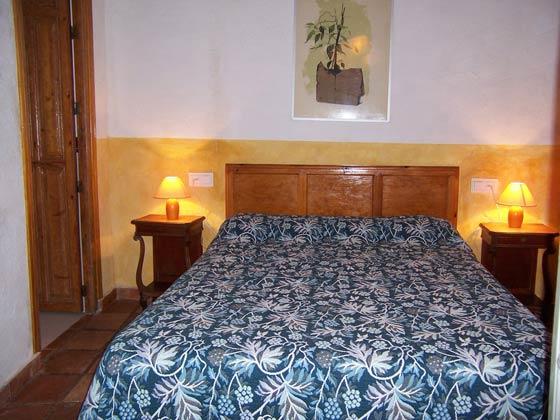Schlafzimmer Alfacar Granada Ferienwohnung 108565-1
