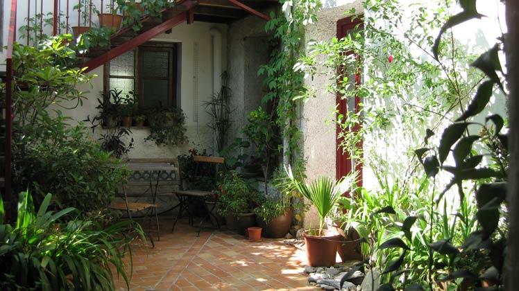 Ferienwohnung Granada mit Parkplatz