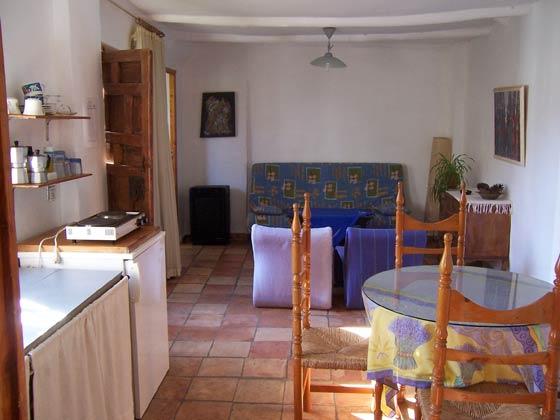 Wohnraum Alfacar Granada Ferienwohnung 108565-2