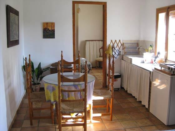 Küche Alfacar Granada Ferienwohnung 108565-2