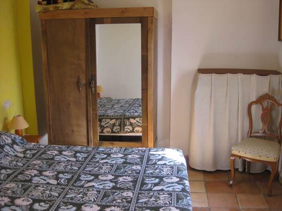 Schlafzimmer Alfacar Granada Ferienwohnung 108565-2