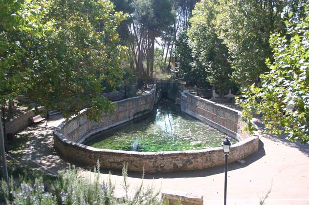 Teich Alfacar Granada Ferienwohnung 108565-2