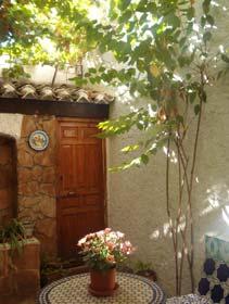 Bild 2 - Ferienwohnung Granada Apartment Alminar House - Objekt 2663-1