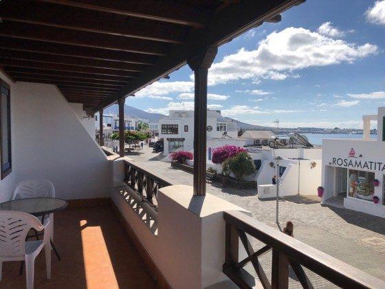 Spanien Kanaren Ferienwohnung mit Balkon auf Lanzarote