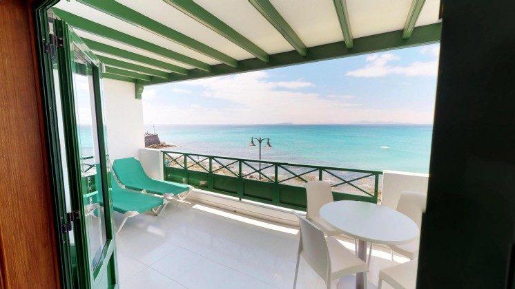 Kanarische Inseln Lanzarote Wohnung mit Terrasse