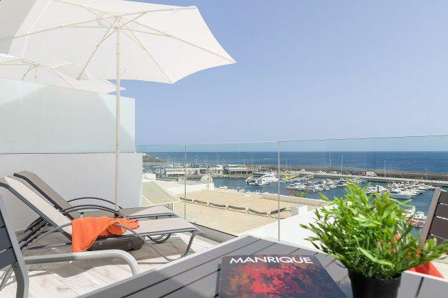 Spanien Insel Lanzarote Ferienwohnung mit Meerblick