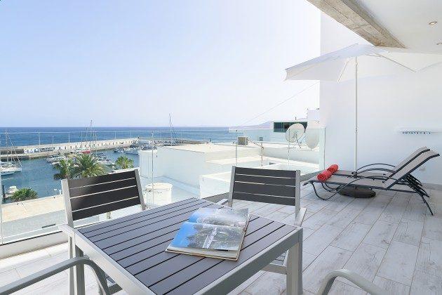 Kanarische Inseln Lanzarote Wohnung mit Meerblick