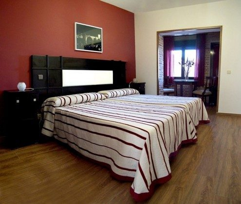 Schlafzimmer Burdeos Gálvez Ferienhaus Ref. 163893-2