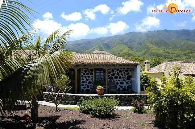 Spanien Insel La Palma Ferienhaus Casa Armary B