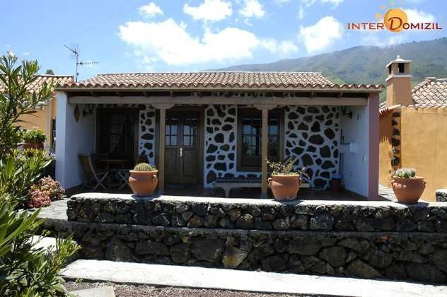 Spanien Insel La Palma Ferienhaus Casa Armary C