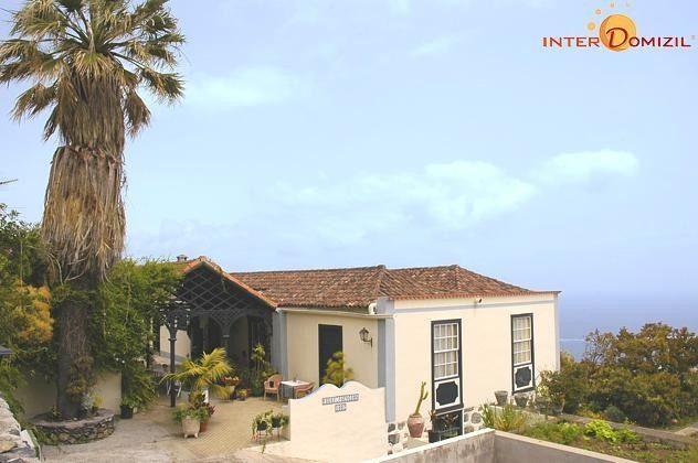 Kanaren La Palma Wohnung mit Pool