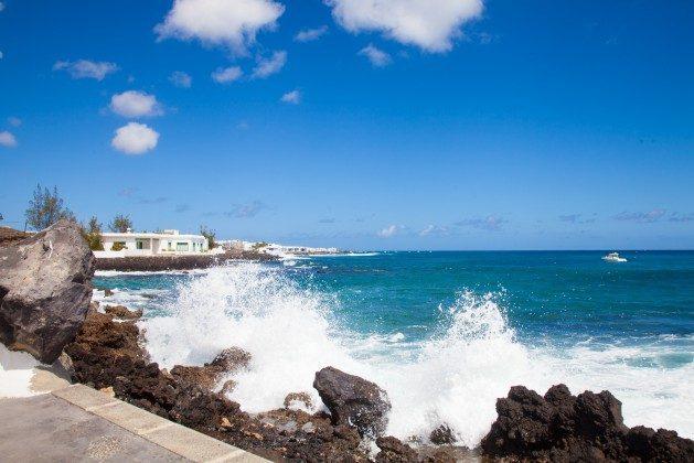 Ostküste Lanzarote bei Arrieta