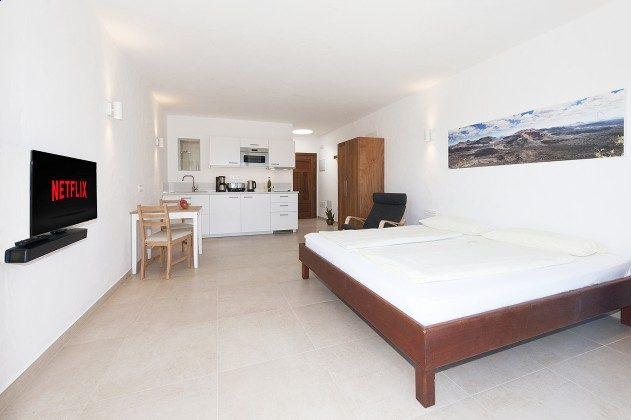 LZ 169479-1 Wohn-/Schlafzimmer Wohnung 1 Studio mit Küchenzeile