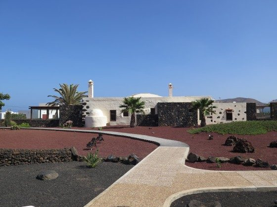 Lava Garten
