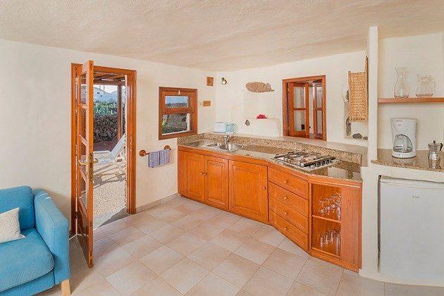 Küchenzeile, Wohnung 1