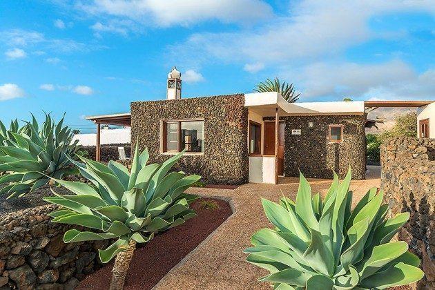 Lanzarote Ferienhaus mit Terrasse