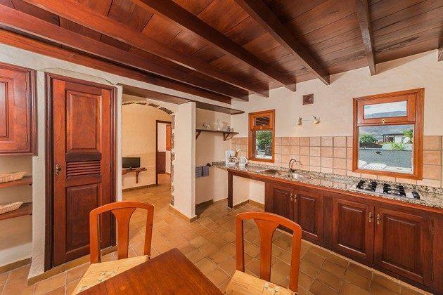 Küche mit Essplatz, Wohnung 4 Casita Margaretha