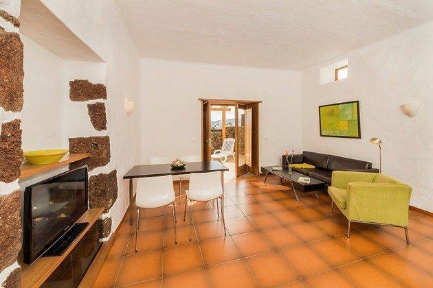 Insel Lanzarote Ferienwohnung mit Terrasse in Mala