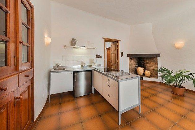 Küchenzeile, Wohnung 3 Hibiscus