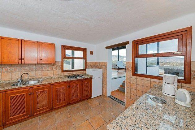 Küche mit großer Arbeitsfläche LZ 169479-5 Vista Luna