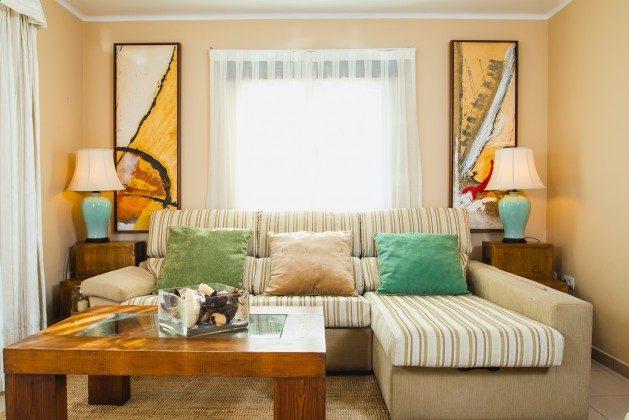 LZ 192733 gemütliche Sitzecke im Wohnbereich